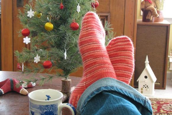 Navidad y año nuevo en soledad. Diez ideas para festejar contigo mismo