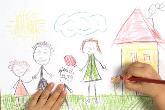 La importancia de la expresión gráfica en la infancia