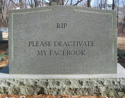 que pasa cuando muere un usuario