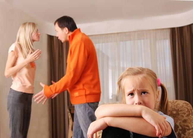 ¿ Cómo pasan las fiestas los hijos de padres separados ?