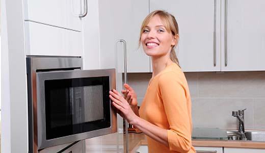 ¿ Cómo limpiar las superficies de electrodomésticos ?
