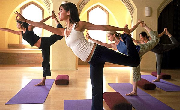 yoga para equilibrar