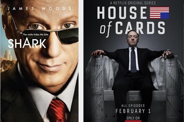 Estrellas de Hollywood en series de televisión (parte I)