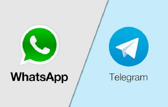 Cinco razones para usar Telegram antes que WhatsApp