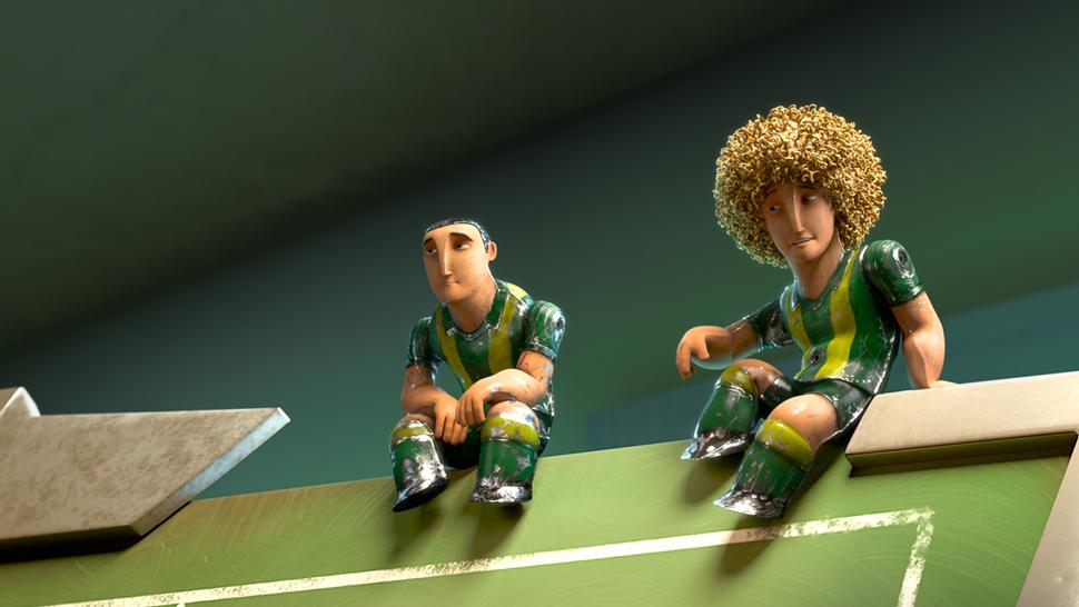 La famosa película Metegol gana el premio Goya en la categoría animación