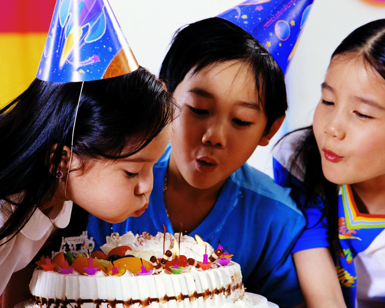 como festejar cumpleaños infantil