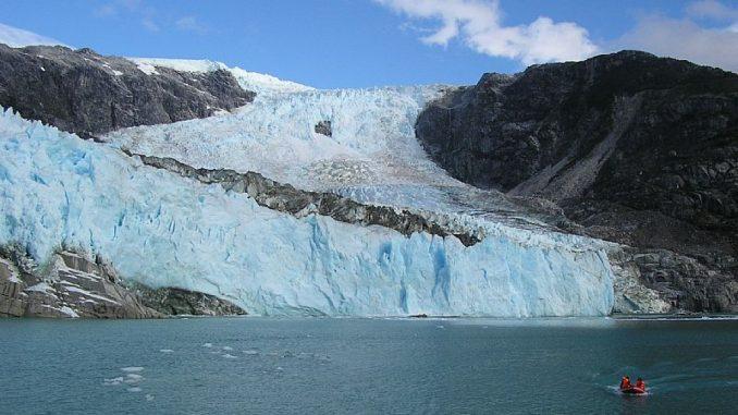 Glaciares en peligro