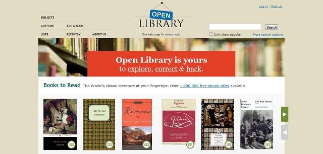 Los 5 mejores sitios web para descargar libros digitales gratis [2014]