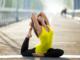 omienzo de una sesión de Yoga
