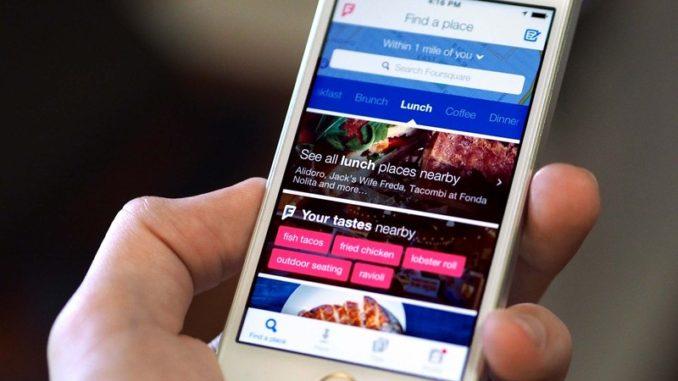 Foursquare, no es solamente check-ins…