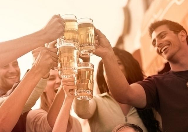 Cinco cosas que no sabías sobre el consumo de alcohol
