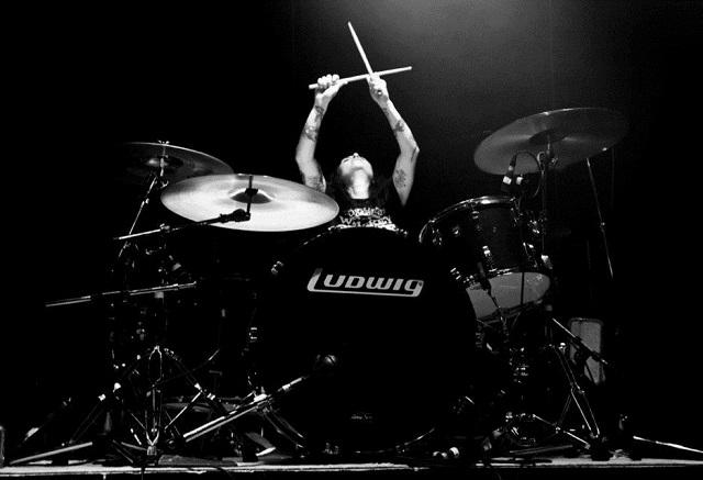 los bateristas son los mas inteligentes