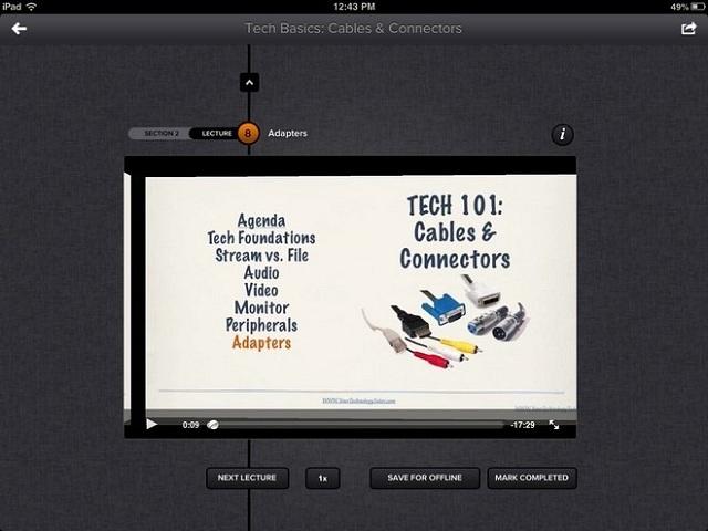 Udemy - la aplicación para estudiar cursos gratis en línea