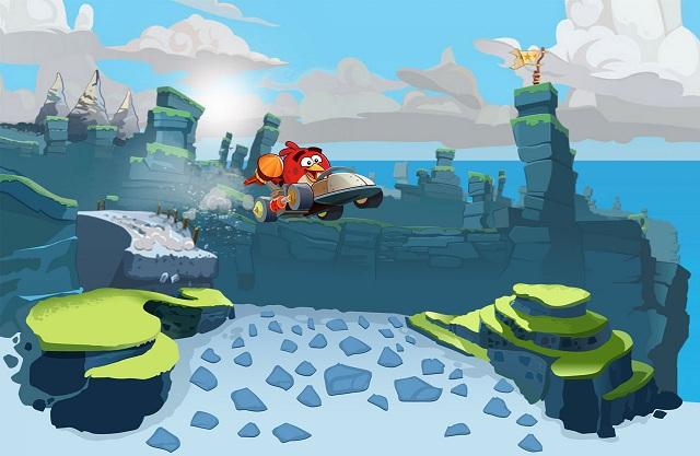Angry Birds Go! - el juego de carreras para iOS y Android