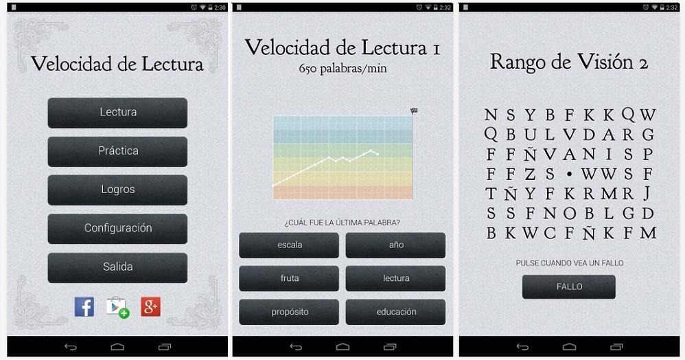 Lectura Rápida en castellano