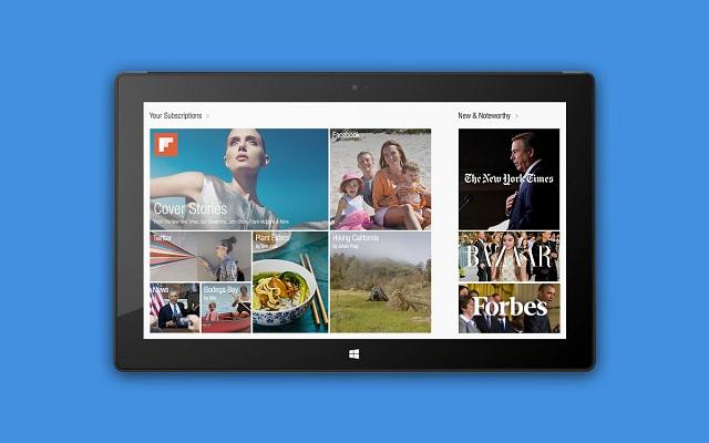 Flipboard - el gestor de noticias más famoso para dispositivos móviles