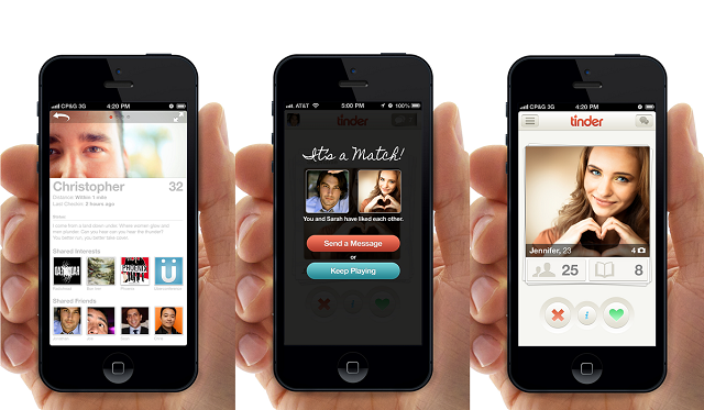 Tinder - la aplicación social más exitosa para conocer gente