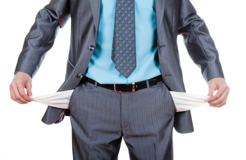 deudas que impiden progresar