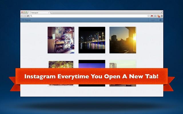 #2 Instagram for Chrome Tabs