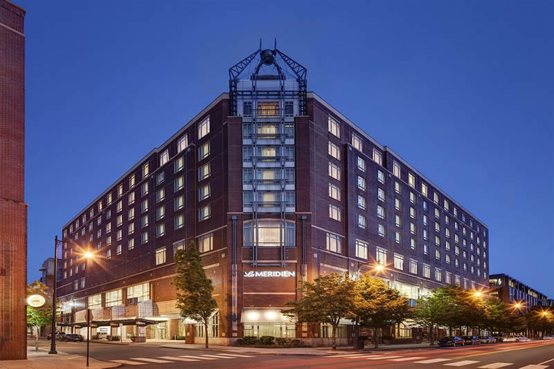 #3 Le Meridien Cambridge-MIT (Massachusetts)