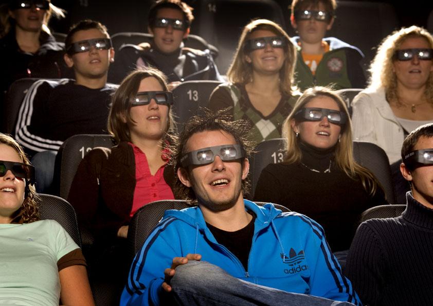personas que no pueden ver 3d