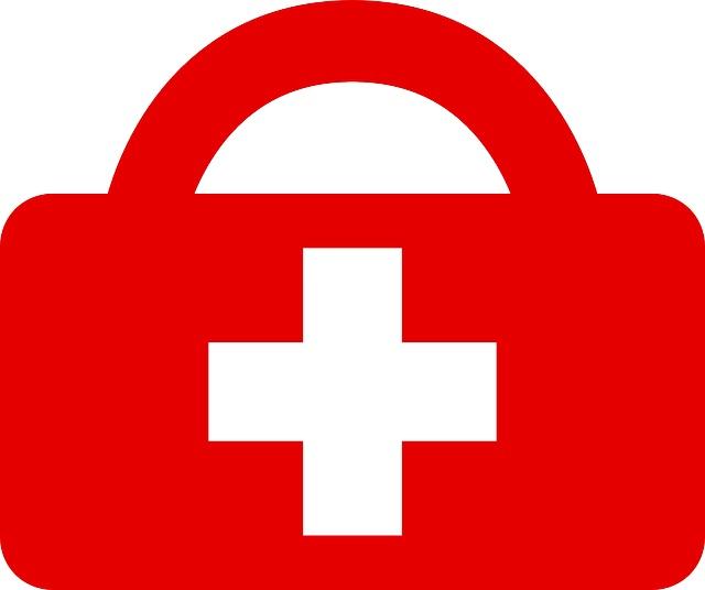 aplicacion de la cruz roja