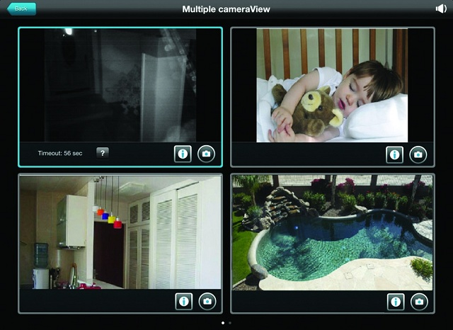 Cinco aplicaciones útiles para usar tu smartphone como cámara de seguridad