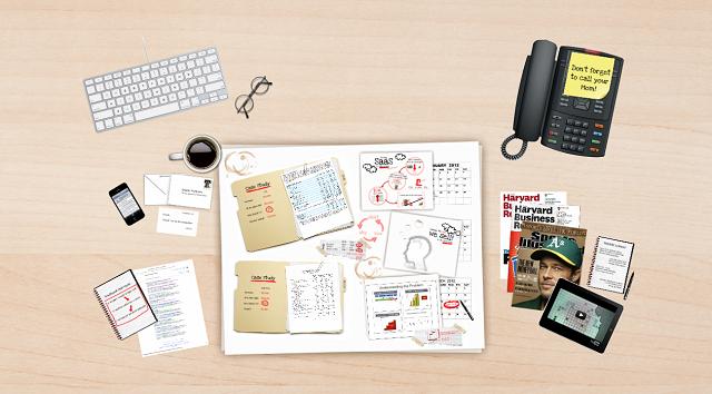 Cinco aplicaciones creativas para preparar tu Currículum Vitae