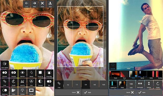 Pixlr Express - un editor moderno, fácil y profesional para retocar mis fotos
