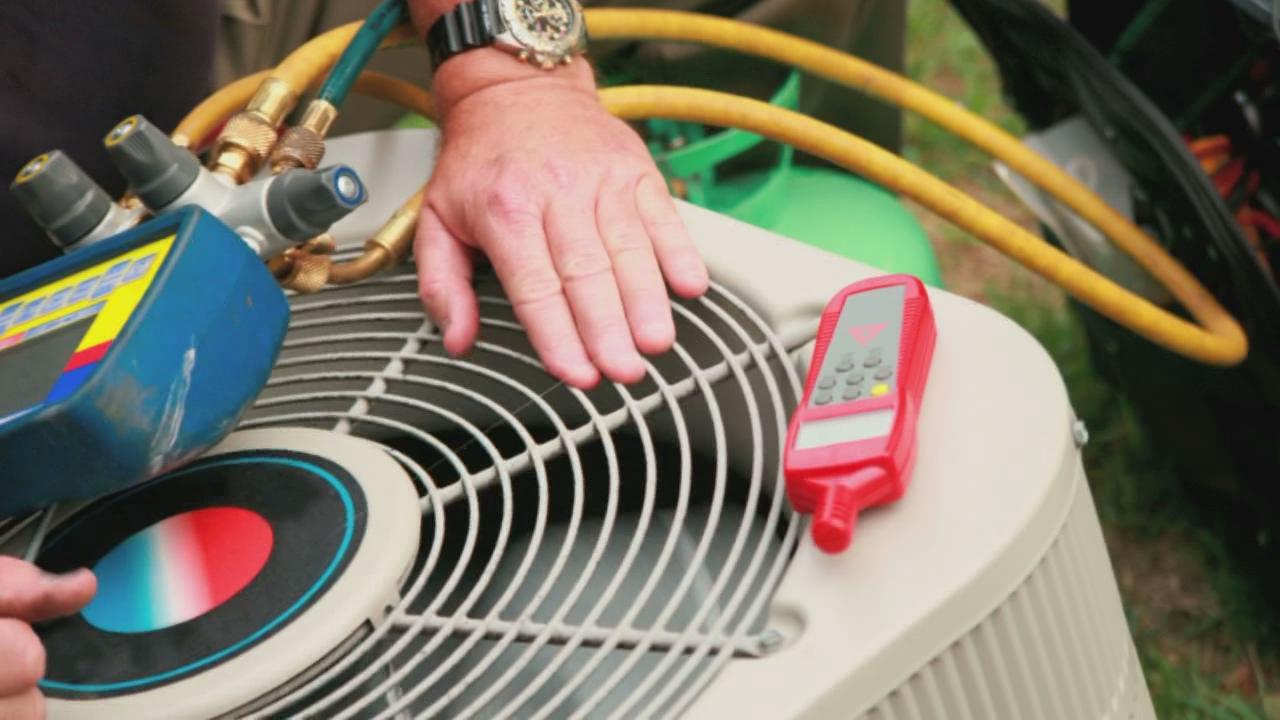 cursos de reparacion de aires acondicionados