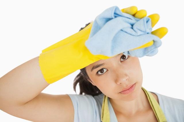 Trastorno obsesivo compulsivo de limpieza