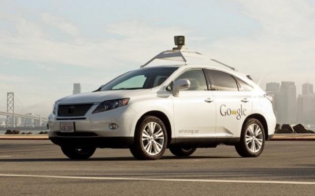 Auto automatizado de Google
