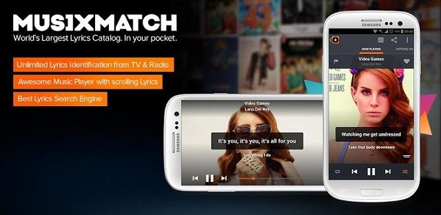 Musixmatch-app-letras-canciones-favoritas