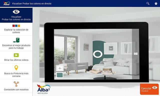 ALBA Visualizer es una ingeniosa aplicación.