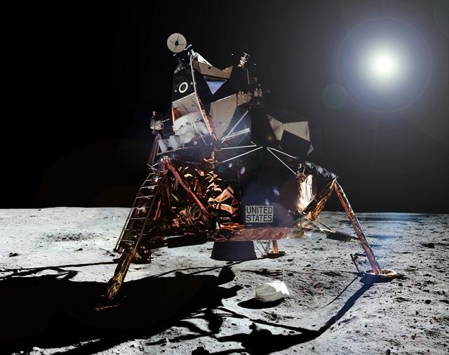 Llegar a la Luna fue la meta de Kennedy.