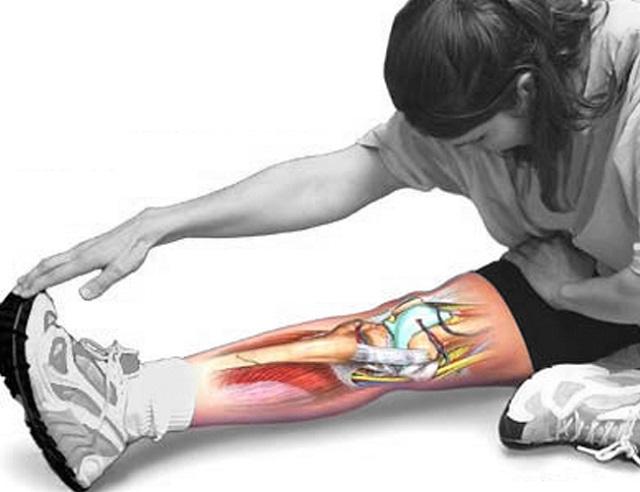 Elogar los músculos de manera correcta para prevenir problemas en los isquiotibiales.