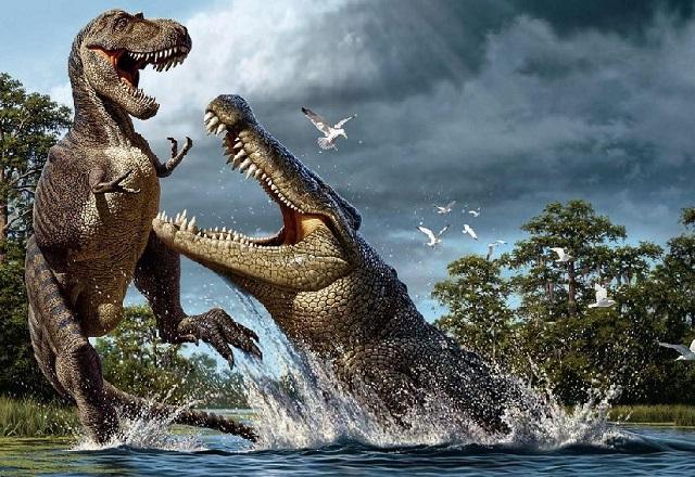 #3 Deinosuchus