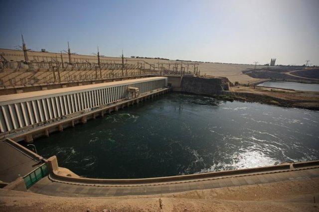 #3 La represa de Asuán