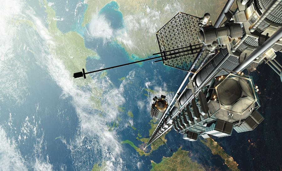 5. Ascensor espacial