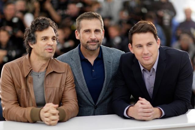 Ruffalo, Carell y Tatum en Cannes