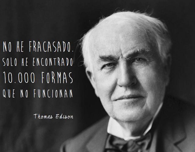 citas de inventores famosos