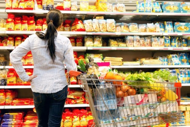ahorro en el super mercado