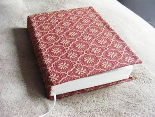 encuadernacion de libros casera artesanal