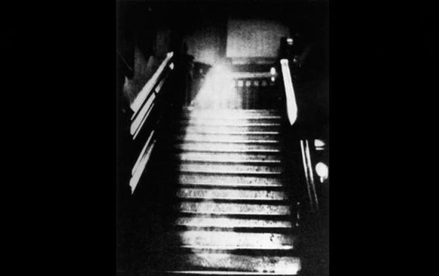 mujer de Rayham Hall fantasma