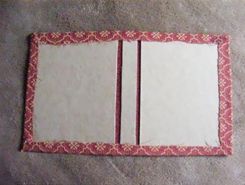 Paso 12: Encuadernación artesanal