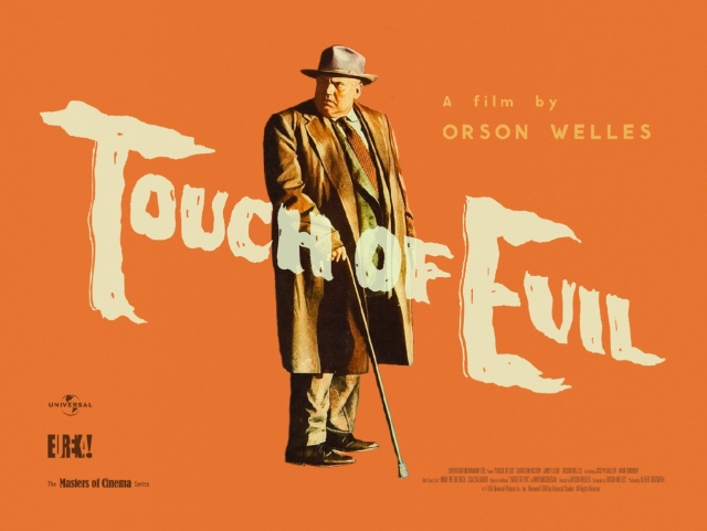 touch of evil plano secuencia poster
