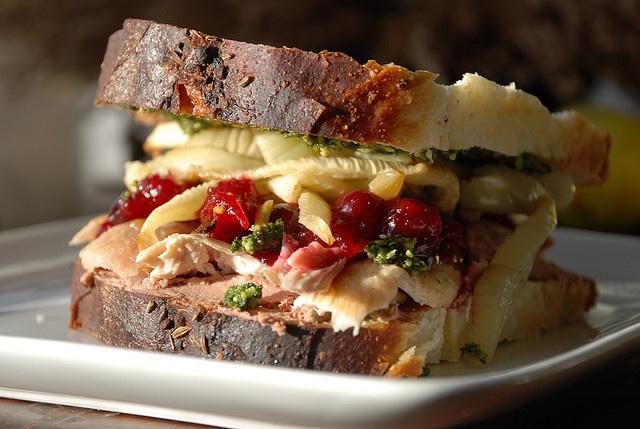 el sandwich emparedado perfecto