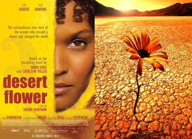 flor del desierto pelicula cine desert flower
