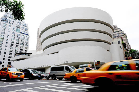 3 - Museo Guggenheim - Nueva York, 1959