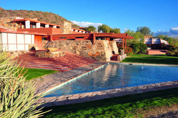 4 - Taliesin West - Arizona, 1937